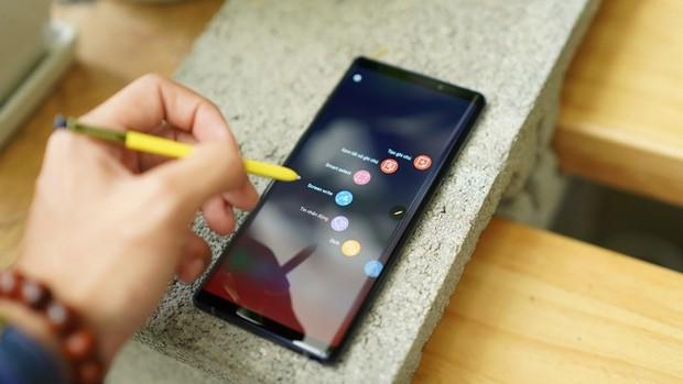 Galaxy Note9 được tạp chí uy tín Mỹ đánh giá là smartphone tốt nhất hiện tại - Ảnh 2.