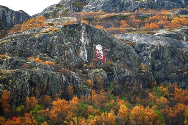 Cảnh đẹp ngọt ngào mê đắm lòng người của vùng Murmansk nước Nga - Ảnh 13.