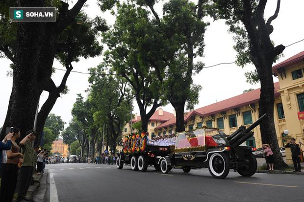 Chủ tịch nước Trần Đại Quang trở về đất mẹ - Ảnh 5.