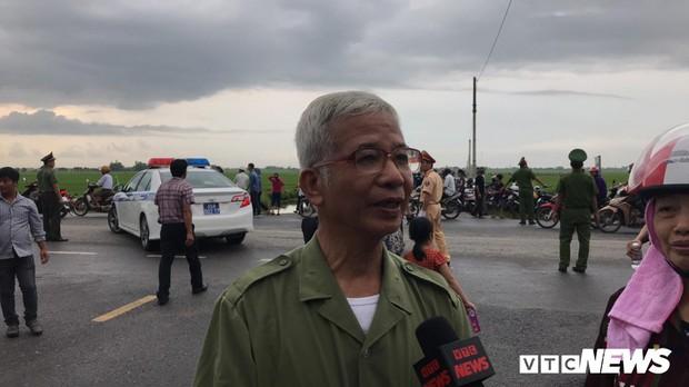 Ninh Bình: Hàng ngàn người dân chờ đợi Chủ tịch nước Trần Đại Quang - Ảnh 5.