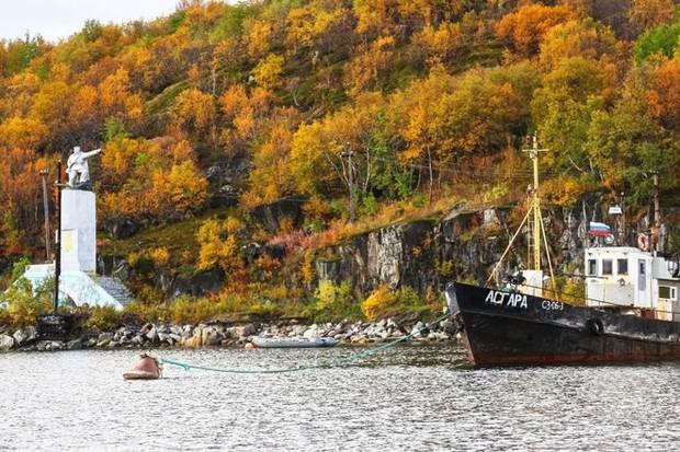 Cảnh đẹp ngọt ngào mê đắm lòng người của vùng Murmansk nước Nga - Ảnh 5.