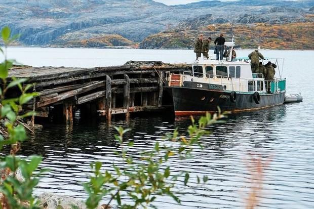 Cảnh đẹp ngọt ngào mê đắm lòng người của vùng Murmansk nước Nga - Ảnh 10.