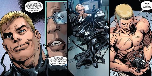Bạn có biết: Trông ngầu thế thôi chứ thực ra Venom lại là một cô gái bạc mệnh chỉ biết yêu chung thủy - Ảnh 7.
