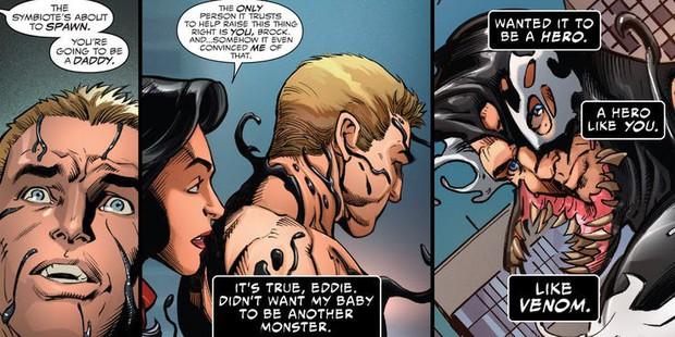 Bạn có biết: Trông ngầu thế thôi chứ thực ra Venom lại là một cô gái bạc mệnh chỉ biết yêu chung thủy - Ảnh 6.
