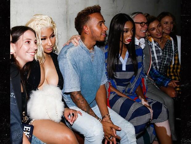 Bạn trai mới của Nicki Minaj chính là tay đua xe F1 hàng đầu thế giới này? - Ảnh 4.