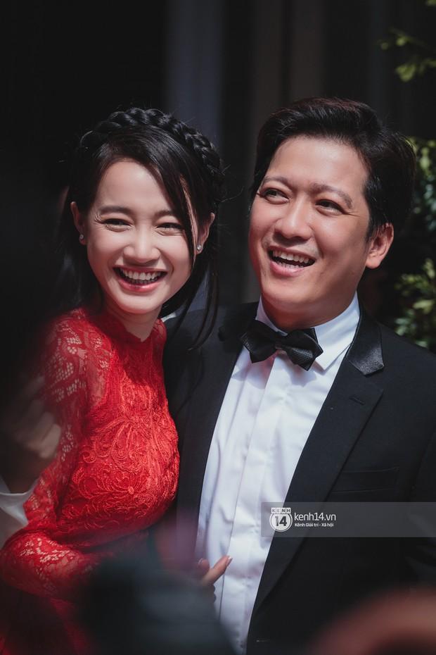 Đám cưới Trường Giang - Nhã Phương: Hàng ngàn hình ảnh ngọt ngào cũng không bằng loạt khoảnh khắc hạnh phúc đắt giá này - Ảnh 4.