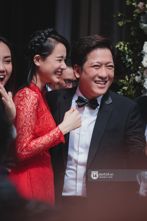 Đám cưới Trường Giang - Nhã Phương: Hàng ngàn hình ảnh ngọt ngào cũng không bằng loạt khoảnh khắc hạnh phúc đắt giá này - Ảnh 5.