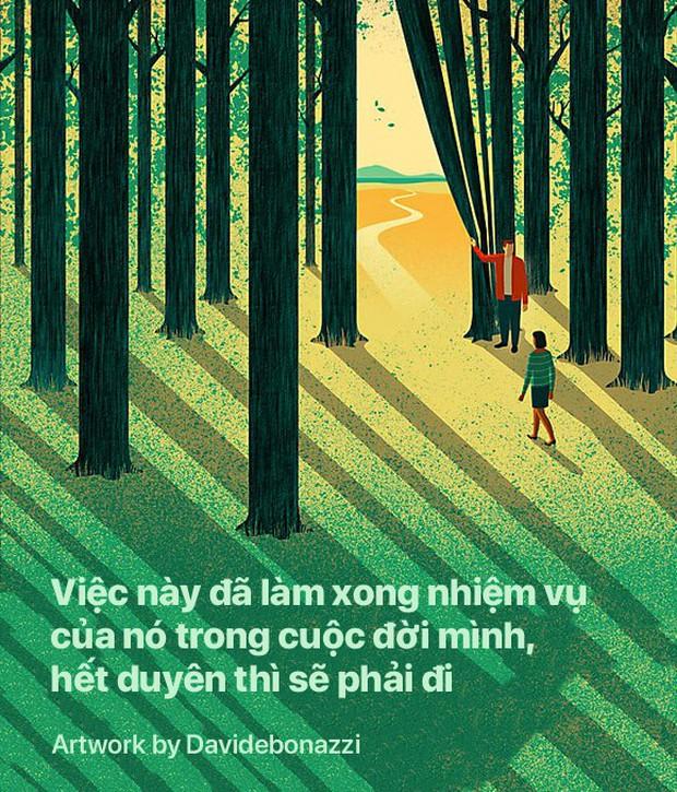 Trên đời này không có gì không buông bỏ được, khi đau đớn đủ rồi thì tự sẽ bỏ xuống mà thôi - Ảnh 3.