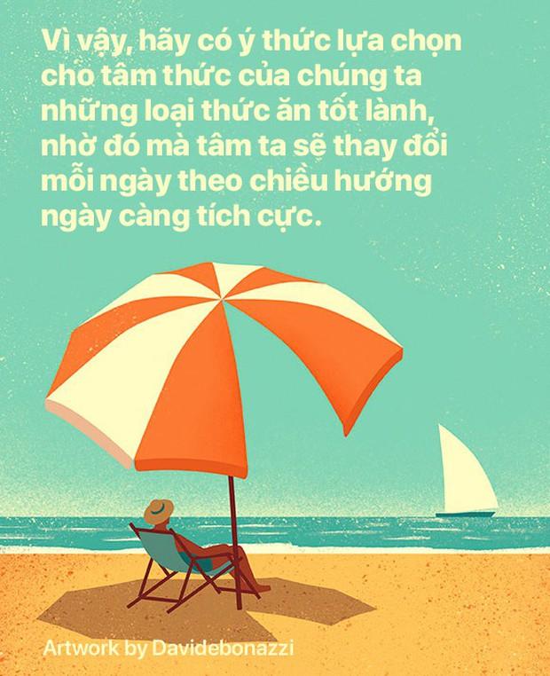 Trên đời này không có gì không buông bỏ được, khi đau đớn đủ rồi thì tự sẽ bỏ xuống mà thôi - Ảnh 4.