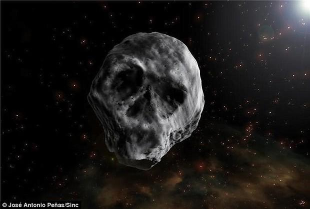 Sau 3 năm dạo chơi, sao chổi đầu lâu lại ghé ngang trái đất vào sau lễ Halloween sắp tới đây - Ảnh 1.