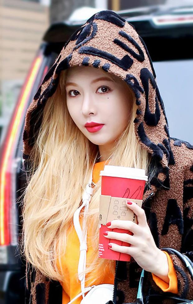 Công ty của Jay Park phủ nhận tin đồn HyunA đầu quân cho mình - Ảnh 1.