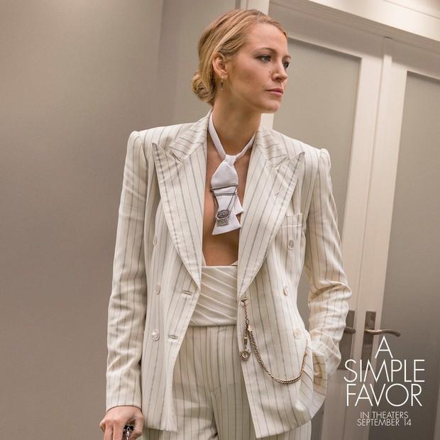 5 điều đặc biệt mà chị đẹp Blake Lively mang đến trong A Simple Favor - Ảnh 3.