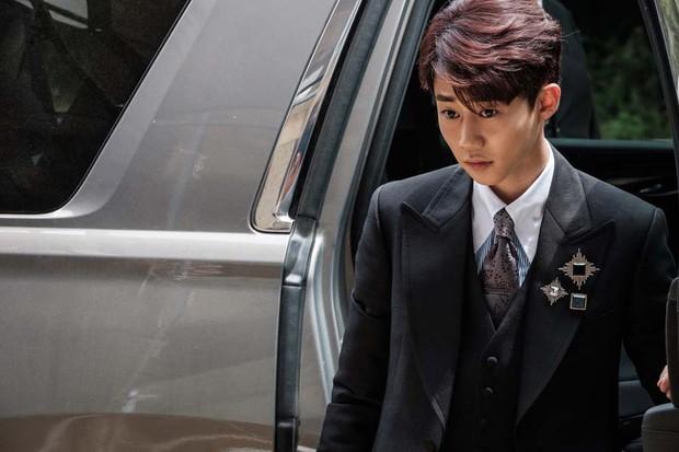 Tái xuất sau 5 năm, em trai Goo Hye Sun của Vườn Sao Băng khiến fan suýt không nhận ra - Ảnh 4.