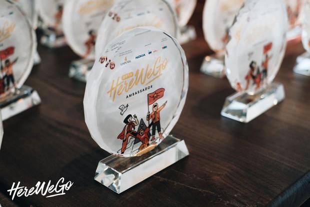 Gala trao giải Here We Go mùa 3: LIONS trở thành quán quân! - Ảnh 10.