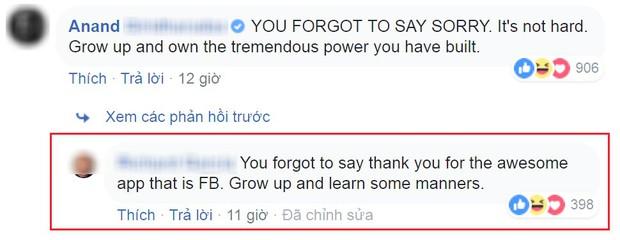Cư dân mạng bình luận cực gắt trên status của Mark Zuckerberg sau vụ hack chỉ vì anh quên một thứ quan trọng - Ảnh 4.