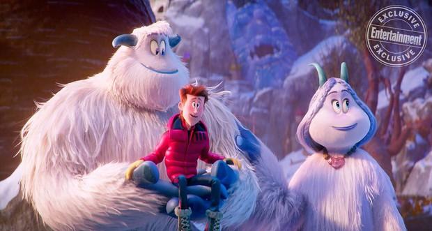 Smallfoot: Không chỉ làm một bộ phim hoạt hình dành cho con nít! - Ảnh 9.