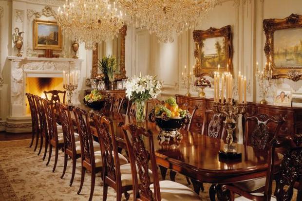 Loạt cung điện khổng lồ gây choáng ngợp của các ông vua bà hoàng Hollywood: Biệt thự cuối từng giữ ngôi đắt nhất nước Mỹ! - Ảnh 19.