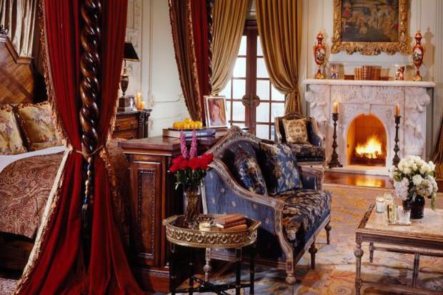 Loạt cung điện khổng lồ gây choáng ngợp của các ông vua bà hoàng Hollywood: Biệt thự cuối từng giữ ngôi đắt nhất nước Mỹ! - Ảnh 21.