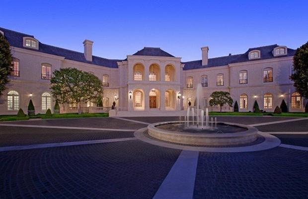 Loạt cung điện khổng lồ gây choáng ngợp của các ông vua bà hoàng Hollywood: Biệt thự cuối từng giữ ngôi đắt nhất nước Mỹ! - Ảnh 27.