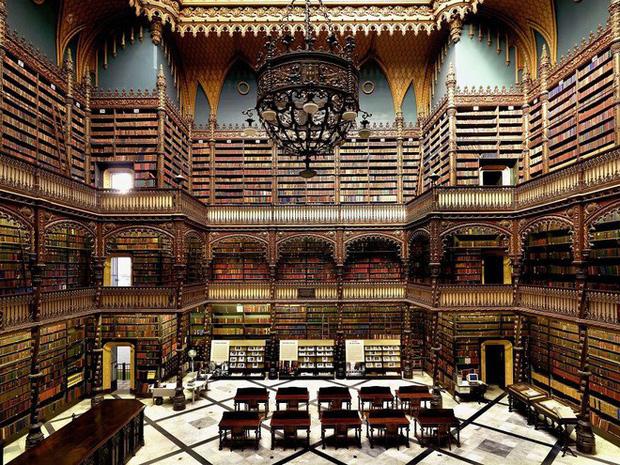 Nhiếp ảnh gia người Ý thực hiện cuộc hành trình đi tìm thư viện đẹp nhất thế giới, và đây là những gì anh ấy ghi lại được - Ảnh 7.