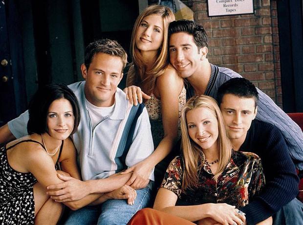 Bồi hồi nhớ lại 10 câu thoại kinh điển nhất từ loạt phim truyền hình Friends - Ảnh 1.
