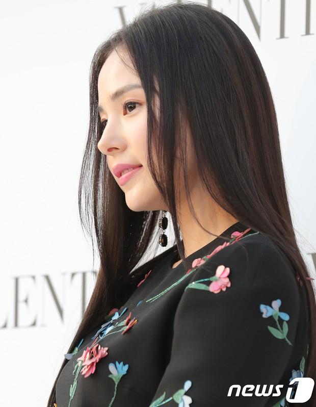 Lộ diện chính thức sau khi cưới Taeyang, Min Hyo Rin đẹp và béo ra trông thấy nhưng sao lại không đeo nhẫn cưới? - Ảnh 7.