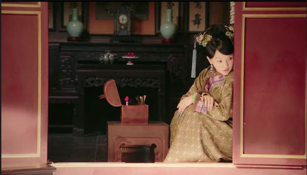 Châu Tấn trong Hậu Cung Như Ý Truyện khiến khán giả nổi da gà bởi loạt phân cảnh đỉnh cao này  - Ảnh 5.