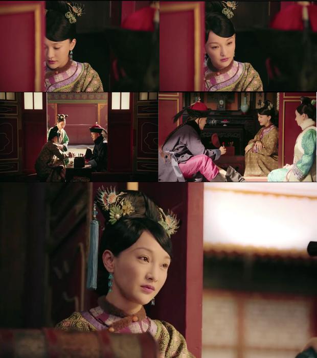 Châu Tấn trong Hậu Cung Như Ý Truyện khiến khán giả nổi da gà bởi loạt phân cảnh đỉnh cao này  - Ảnh 6.