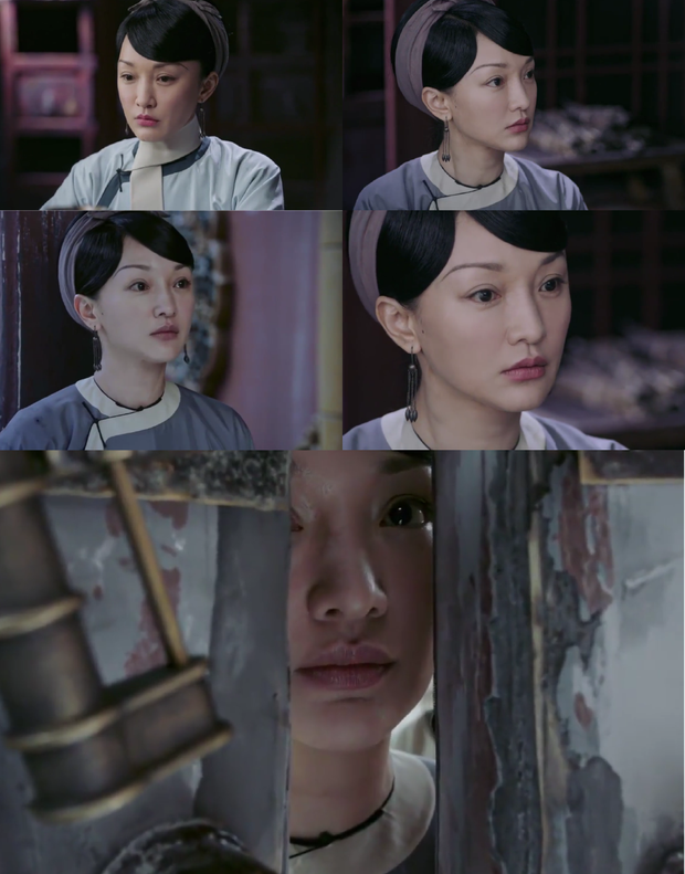 Châu Tấn trong Hậu Cung Như Ý Truyện khiến khán giả nổi da gà bởi loạt phân cảnh đỉnh cao này  - Ảnh 9.