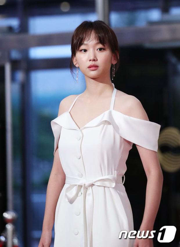 Thảm đỏ Seoul Drama Awards: Park Seo Joon xuất sắc nhưng thiếu Park Min Young, Sooyoung đọ sắc chị đại Lee Bo Young - Ảnh 23.