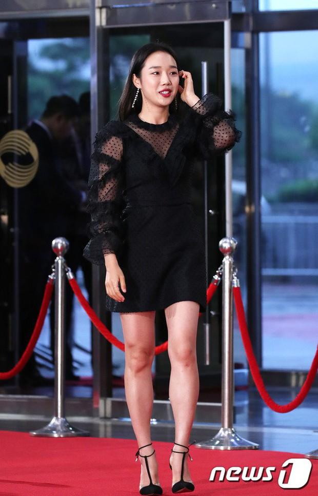 Thảm đỏ Seoul Drama Awards: Park Seo Joon xuất sắc nhưng thiếu Park Min Young, Sooyoung đọ sắc chị đại Lee Bo Young - Ảnh 27.