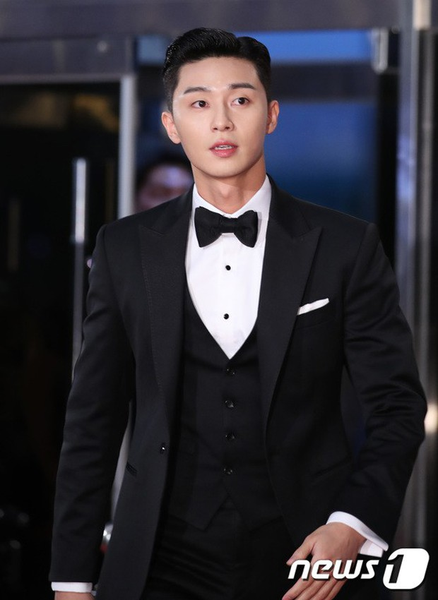 Thảm đỏ Seoul Drama Awards: Park Seo Joon xuất sắc nhưng thiếu Park Min Young, Sooyoung đọ sắc chị đại Lee Bo Young - Ảnh 2.