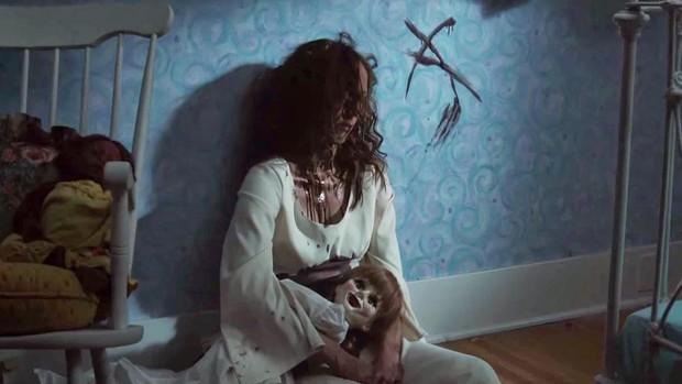 8 khoảnh khắc đau tim nhất ở vũ trụ kinh dị The Conjuring - Ảnh 1.
