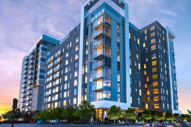Ký túc xá nước nhà người ta: Xịn như khách sạn 5 sao, có đầy đủ sân thượng, bể bơi, giá thuê lên đến 17 triệu/tháng - Ảnh 2.
