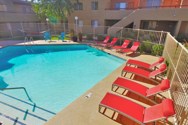 Ký túc xá nước nhà người ta: Xịn như khách sạn 5 sao, có đầy đủ sân thượng, bể bơi, giá thuê lên đến 17 triệu/tháng - Ảnh 25.
