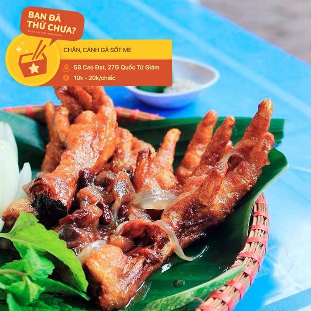 Chẳng cần ghen tị với Sài Gòn, Hà Nội cũng có loạt món sốt me hay ho cho bạn thỏa sức chấm mút này - Ảnh 5.