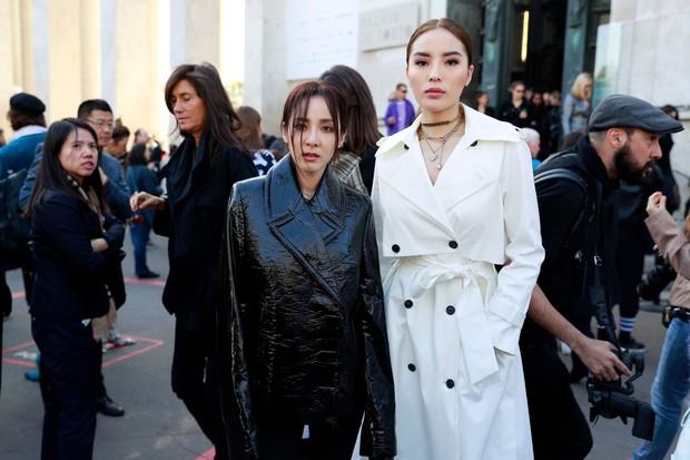 Từ Hương Giang, Hà Tăng đến Châu Bùi, Quỳnh Anh Shyn đều đang lăng xê nhiệt tình tóc ngôi giữa - Ảnh 6.