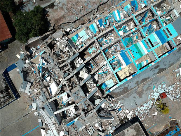 Động đất, sóng thần tại Indonesia: 10 sinh viên Việt Nam đã về tới sân bay an toàn - Ảnh 1.