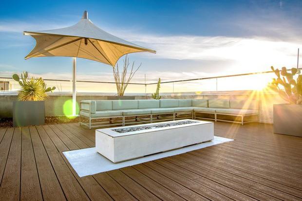 Ký túc xá nước nhà người ta: Xịn như khách sạn 5 sao, có đầy đủ sân thượng, bể bơi, giá thuê lên đến 17 triệu/tháng - Ảnh 6.