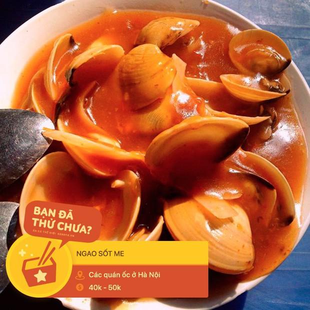 Chẳng cần ghen tị với Sài Gòn, Hà Nội cũng có loạt món sốt me hay ho cho bạn thỏa sức chấm mút này - Ảnh 11.