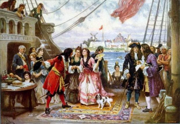 Tìm hiểu về Luật cướp biển - quy tắc vàng trong thế kỷ 17 - Ảnh 1.