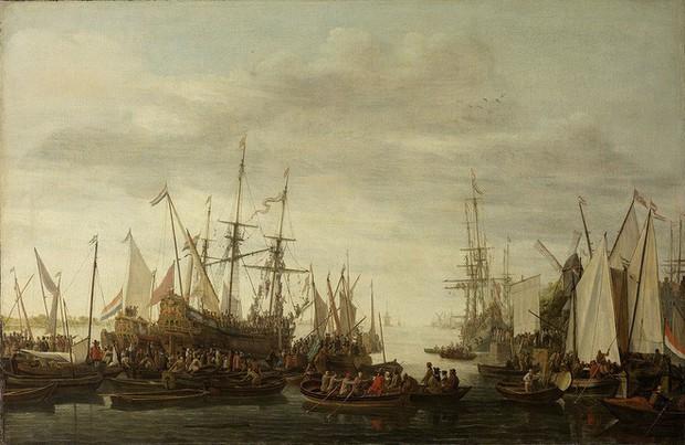 Tìm hiểu về Luật cướp biển - quy tắc vàng trong thế kỷ 17 - Ảnh 2.