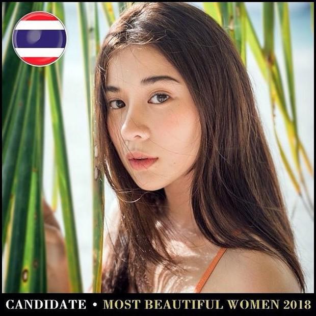 Top mỹ nhân Thái được đề cử Top 100 gương mặt đẹp nhất thế giới 2018: Thành viên Black Pink cũng có mặt - Ảnh 12.