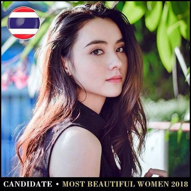 Top mỹ nhân Thái được đề cử Top 100 gương mặt đẹp nhất thế giới 2018: Thành viên Black Pink cũng có mặt - Ảnh 14.