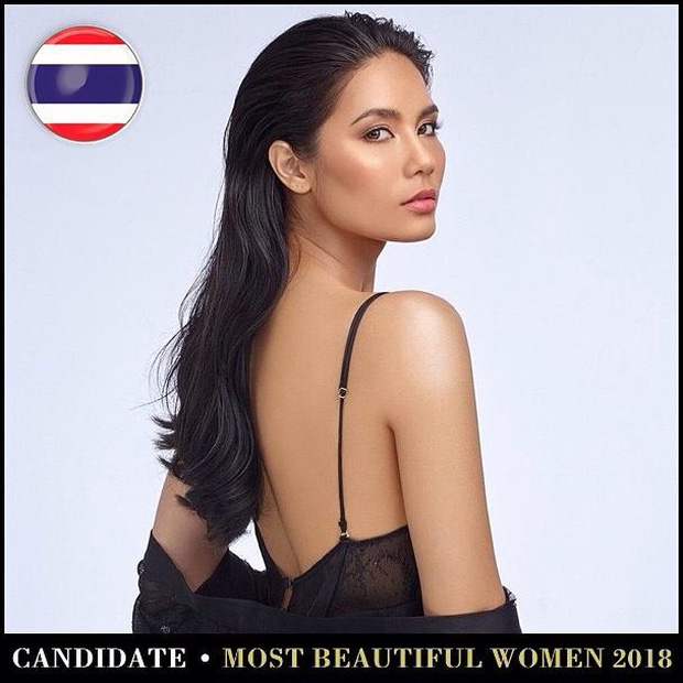 Top mỹ nhân Thái được đề cử Top 100 gương mặt đẹp nhất thế giới 2018: Thành viên Black Pink cũng có mặt - Ảnh 15.