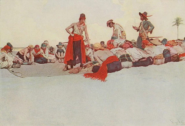 Tìm hiểu về Luật cướp biển - quy tắc vàng trong thế kỷ 17 - Ảnh 4.