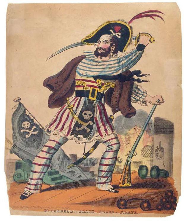 Tìm hiểu về Luật cướp biển - quy tắc vàng trong thế kỷ 17 - Ảnh 6.