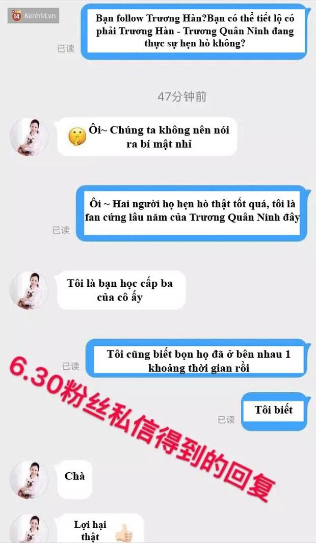 Cặp đôi mới của làng giải trí: Hải Lan Trương Quân Ninh rộ bằng chứng hẹn hò với Đại Boss Trương Hàn? - Ảnh 8.