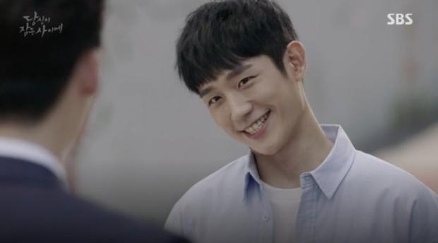 Muôn kiểu phản ứng của diễn viên Hàn khi nhìn bạn diễn tỏ vẻ dễ thương - Ảnh 15.
