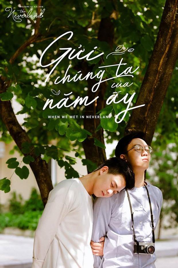 Gửi thanh xuân năm ấy: Bộ ảnh của 2 sinh viên trường Báo khiến dân mạng rung rinh vì quá dễ thương - Ảnh 1.